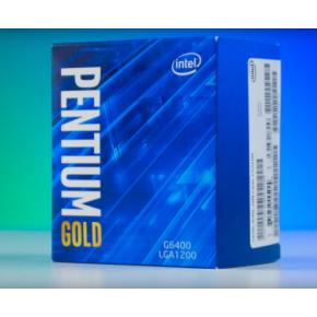 CPU INTEL PENTIUM GOLD G6400