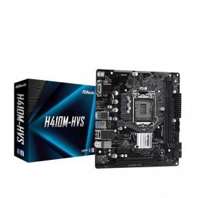 MAINBOARD ASROCK H410M-HVS ( LGA1200 / M-ATX / 2XDDR4 )