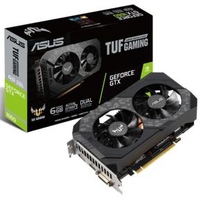 VGA ASUS TUF GAMING GEFORCE GTX 1660 SUPER OC 6GB GDDR6 ( TUF-GTX1660S-O6G-GAMING )