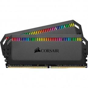 RAM CORSAIR DOMINATOR PLATINUM C16 RGB 16GB (2X8GB) 3200MHZ DDR4