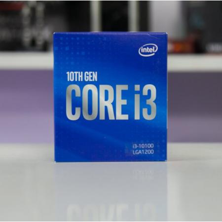 CPU INTEL CORE I3 10100F BOX CHÍNH HÃNG