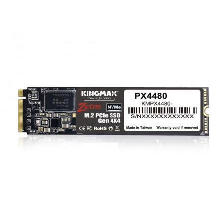 SSD KINGMAX ZEUS PX4480 500GB M.2 PCIE GEN 4X4