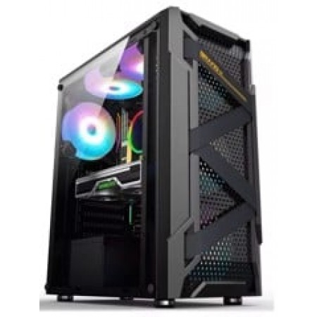 CASE INFINITY SHIELD - ATX GAMING CHASSIS ( MID TOWER )